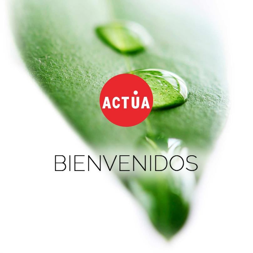 ACTÚA - Bienvenidos