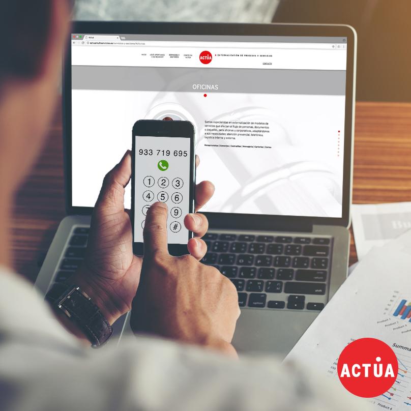 ACTÚA-outsourcing
