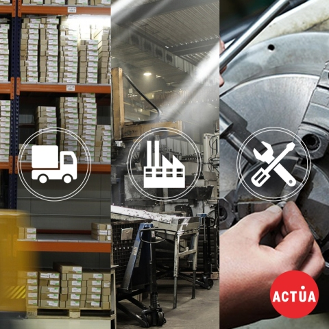 ACTUA - Logistica-Produccion-Facility Services