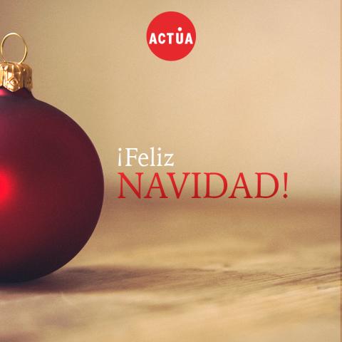 ACTÚA - Navidad 2017 1
