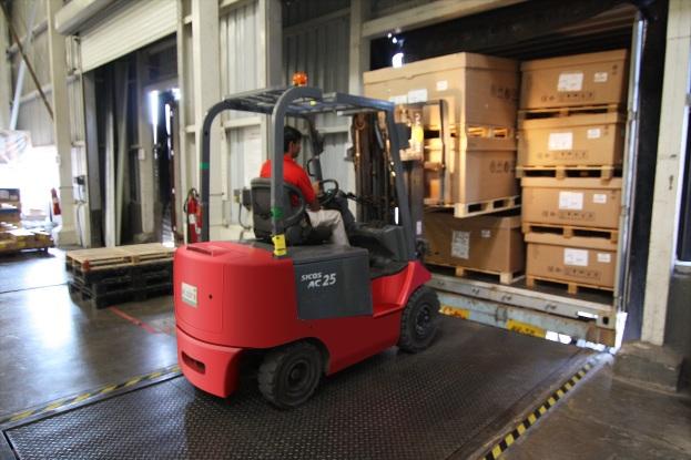Grupo ACTÚA - Logistic storage